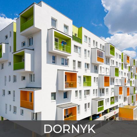 Projekt Dornyk | Stavebná spoločnosť ise