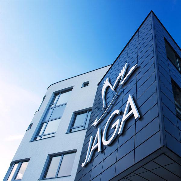 Administratívna budova JAGA | ise.sk