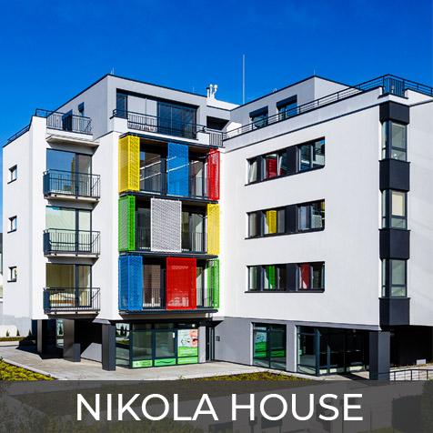 Projekt Nikola House | ise.sk