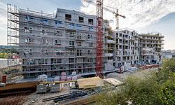 Výstavba Čerešne 2 - ise.sk